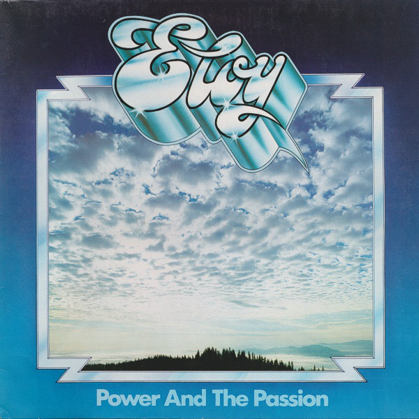Eloy - Power And The Passion [LP] - comprar online