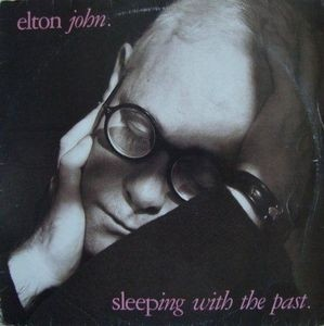 Elton John - Sleeping With The Past [LP]