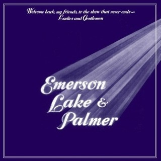 Emerson Lake & Palmer - Welcome back, my friends... [LP Triplo]