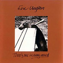 Eric Clapton - There's One in Every Ground [LP] - comprar online