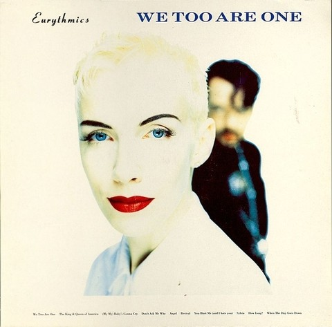 Eurythmics - We Too Are One [LP] - comprar online