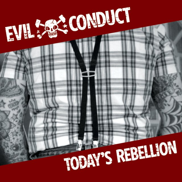 Evil Conduct - Today's Rebellion [CD] na internet