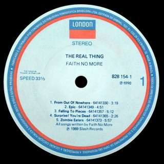 Faith No More - The Real Thing [LP] na internet