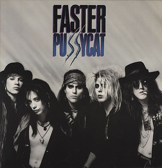 Faster Pussycat - Faster Pussycat [LP]
