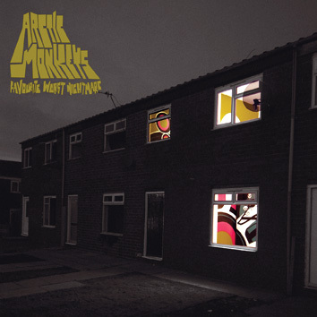 Arctic Monkeys - Favourite Worst Nightmare [LP]