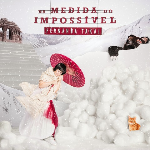Fernanda Takai - Na Medida do Impossível [LP + MP3]