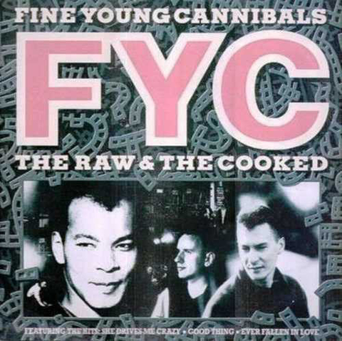 Fine Young Canibals - The Raw & The Cooked [LP] - comprar online