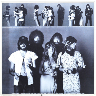 Fleetwood Mac - Rumours [LP] na internet