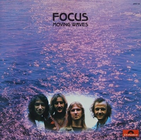 Focus - Moving Waves [LP]