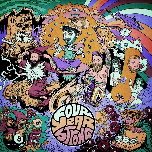 Four Year Strong - Four Year Strong [CD] - comprar online