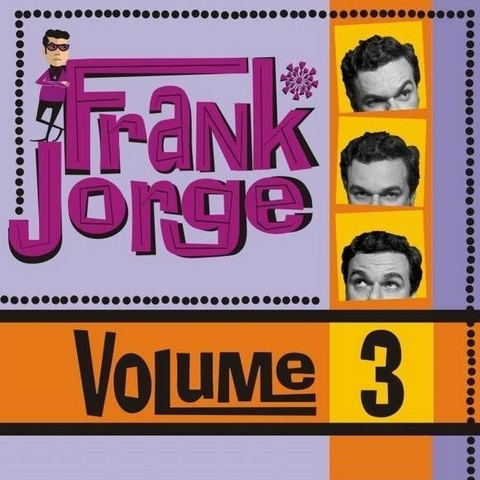 Frank Jorge - Volume 3 [CD]