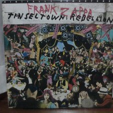 Frank Zappa ‎– Tinseltown Rebellion [LP Duplo]