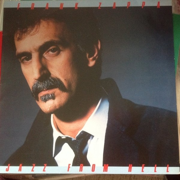 Frank Zappa - Jazz from Hell [LP] - comprar online
