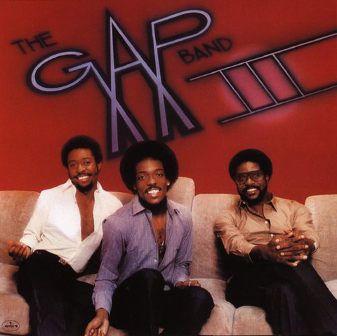 Gap Band - Gap Band III [LP]