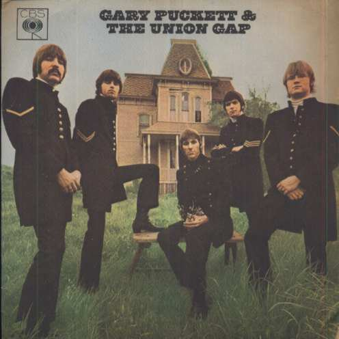 Gary Puckett & The Union Gap - Gary Puckett & The Union Gap [LP]
