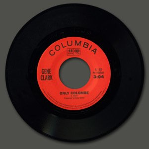 Gene Clark - Only Colombe [Compacto] - comprar online