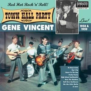 Gene Vincent - Live At Town Hall Party 1958/59 [LP]