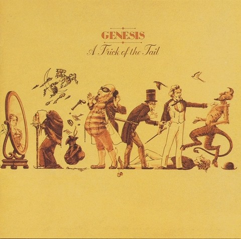 Genesis - A Trick Of The Tail [LP]