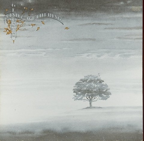 Genesis - Wind And Wuthering [LP]