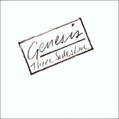 Genesis - Three Sides Live [LP Duplo]