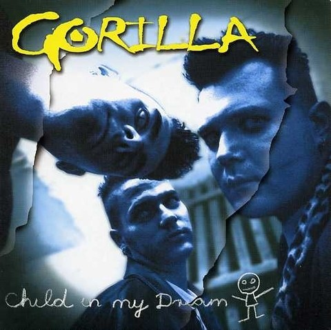 Gorilla - Child In My Dream [Compacto]