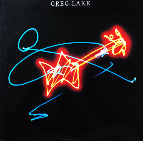 Greg Lake - Greg Lake [LP]