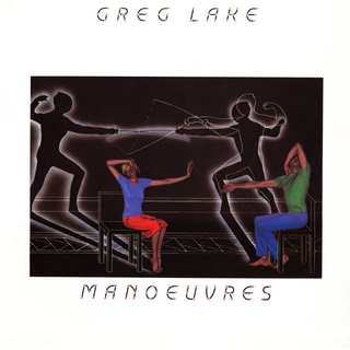 Greg Lake - Manoeuvres [LP]
