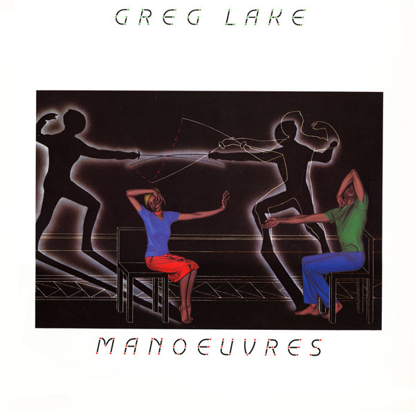 Greg Lake - Manoeuvres [LP] - comprar online