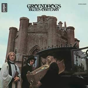 Groundhogs - Blues Obituary [LP]