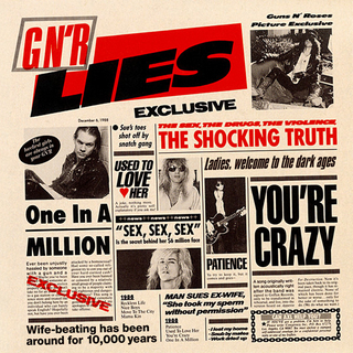 Guns´n´Roses - Lies [LP]