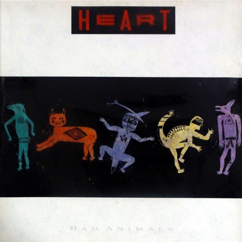 Heart - Bad Animals [LP] - comprar online