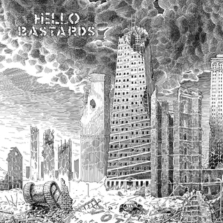 Hello Bastards - Hello Bastards [LP]