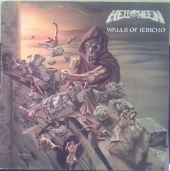 Halloween - Walls Of Jericho [LP]
