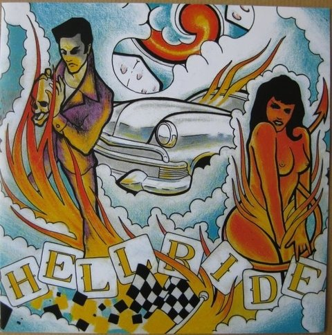 Hellride - She's on Fire [Compacto]
