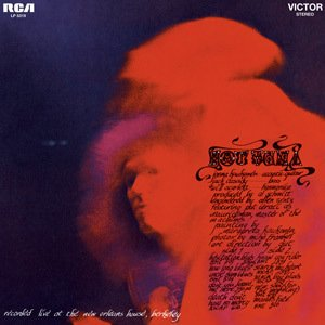 Hot Tuna - Hot Tuna (Live At The New Orleans House) [LP]