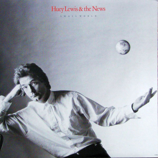 Huey Lewis & The News - Small World [LP] - comprar online