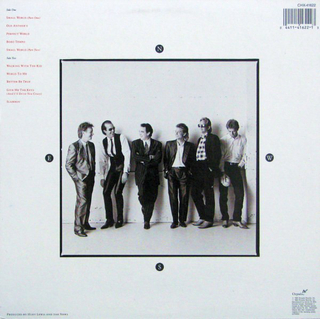 Huey Lewis & The News - Small World [LP] na internet