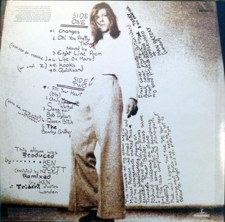David Bowie - Hunky Dory [LP] - comprar online