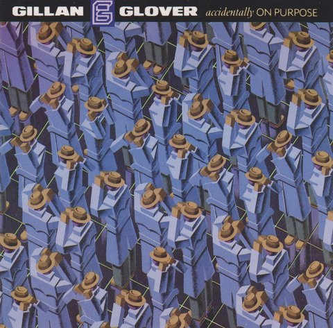 Ian Gillan & Roger Glover - Accidentally On Purpose [LP] (cópia)