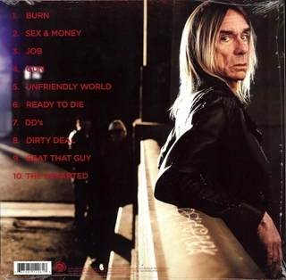 Iggy and The Stooges - Ready to Die [LP + MP3] - comprar online