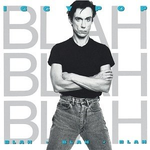 Iggy Pop ‎– Blah-Blah-Blah [LP]
