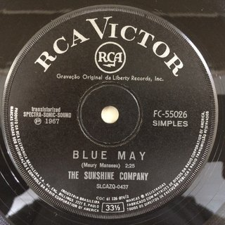 The Sunshine Company. - Happy/Blue May [Compacto] - comprar online