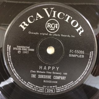 Sunshine Company. - Happy/Blue May [Compacto] na internet