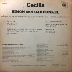 Simon And Garfunkel - Cecilia [Compacto]