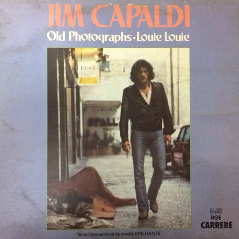 Jim Capaldi - Old Photographs/Louie Louie [Compacto]
