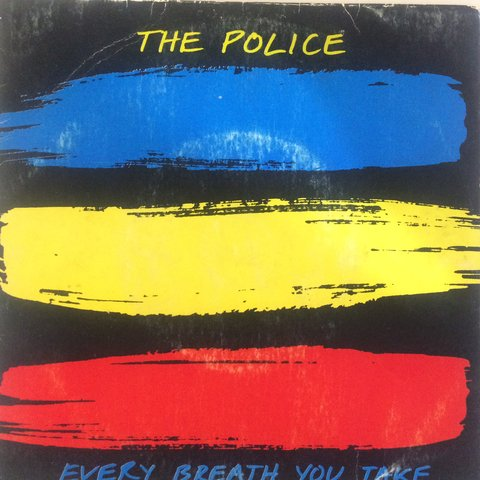 The Police - Every Breath You Take [Compacto]