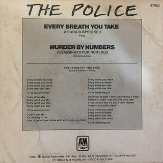 Police - Every Breath You Take [Compacto] - comprar online