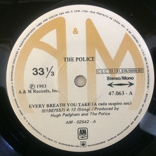 Police - Every Breath You Take [Compacto] na internet