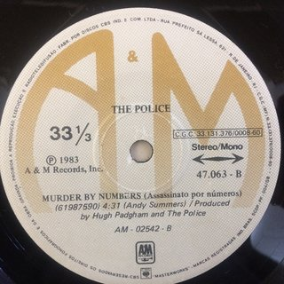The Police - Every Breath You Take [Compacto] - 180 Selo Fonográfico