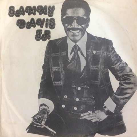 Sammy Davis Jr. - Chico And The Man/(I'd Be) A Legend In My Time [Compacto]
